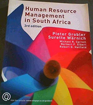 Human Resource Management in South Africa: Grobler, Pieter A.;