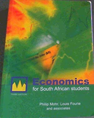 Economics for South African Students: Fourie, Louis ;