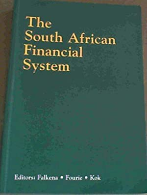 The South African financial system: Falkena, H B