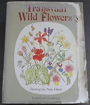 Transvaal Wild Flowers: Germishuizen, Gerrit [Editor];