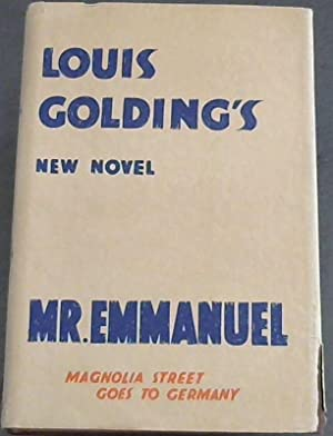 Mr. Emmanuel: Magnolia Street goes to Germany: Goldings, Louis