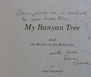 My Banyan Tree and the birds of: Stannard, June