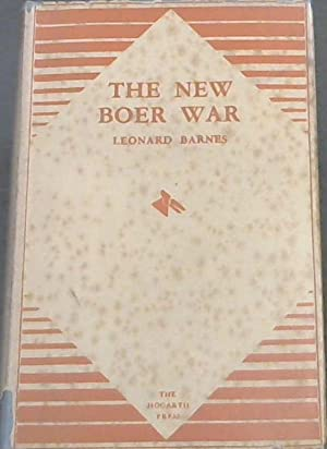 The New Boer War