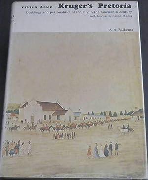 Kruger's Pretoria : Buildings and personalities of: Allen, Vivien