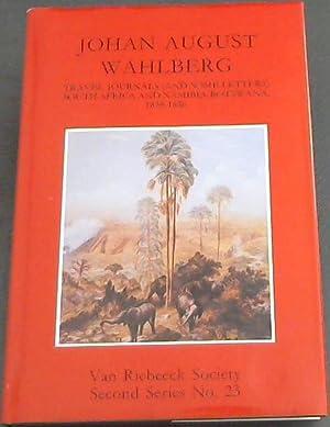 Johan August Wahlberg Travel Journals ( and: Craig, Adrian; Hummel,
