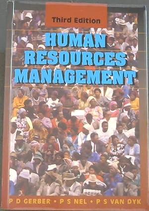 Human Resources Management (3rd Edition): Gerber, P.D. :