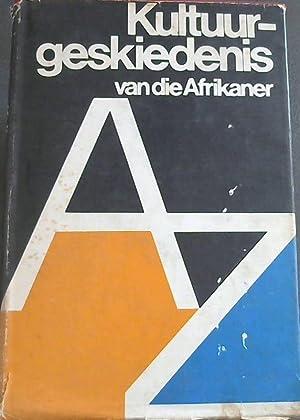 Kultuurgeskiedenis van die Afrikaner: Pienaar, prof dr