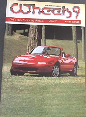 Wheels 9: SA's only Motoring Annual - 1989/90