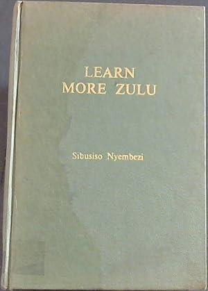 Learn More Zulu: Nyembezi, S.
