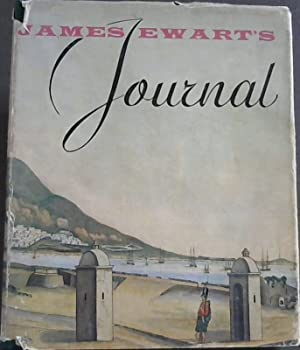 James Ewart's Journal Covering his stay at
