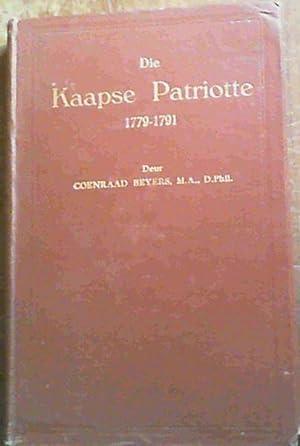 Die Kaapse Patriotte 1779 - 1791: Beyers, Coenraad