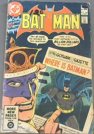 Batman Vol. 42, No 336