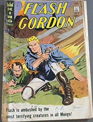 Flash Gordon and the God of the Beastmen