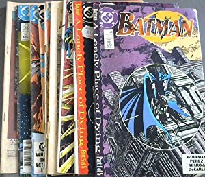 Batman 440 ; Batman 442 ; Batman 443 ; The Brave & The Bold Vol 28 No 192 ; The Brave & T...