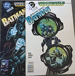 Batman 525 ; Detective Comics 692