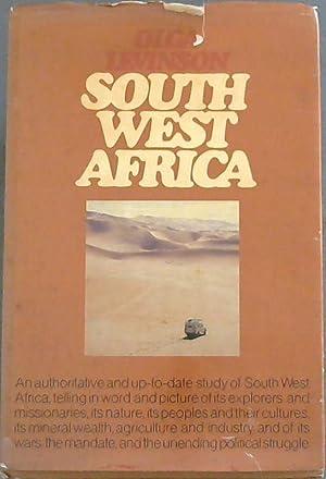 South West Africa: Levinson, Olga