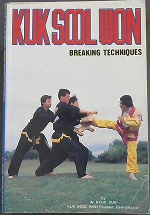 Kuk Sool Won - Breaking Techniques (Book: Suh, In Hyuk