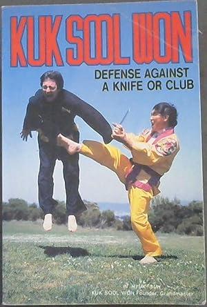 Kuk Sool Won - Defense Against a: Suh, In Hyuk