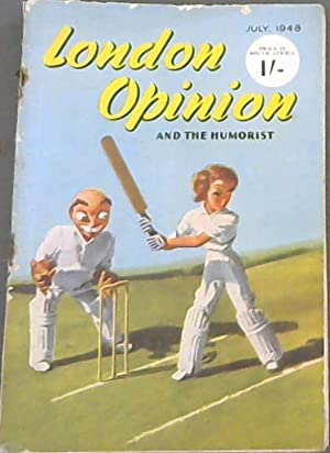 London Opinion and the Humorist - July 1948
