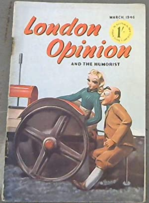 London Opinion and the Humorist - March 1946