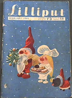 Lilliput - February 1944 : Vol 14 No. 1 Issue No. 79