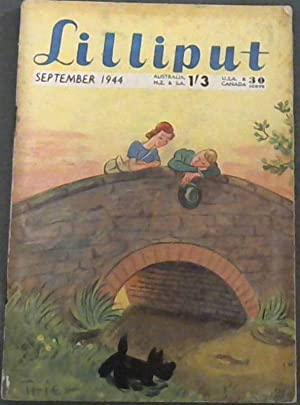 Lilliput - September 1944 : Vol 15 No. 2 Issue No. 86