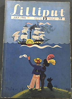 Lilliput - July 1946 : Vol 18 No 6 Issue No 108