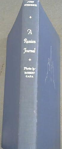 A Russian Journal: Steinbeck, John