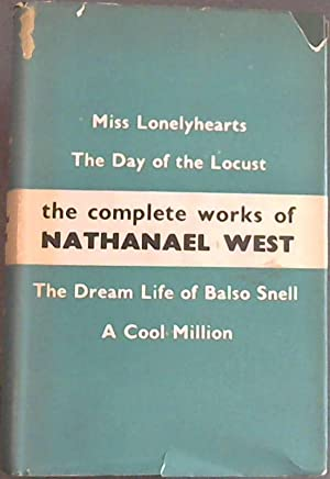 The Complete Works of Nathanael West (Omnibus): West, Nathanael