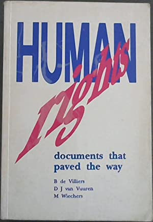 Human rights: documents that paved the way