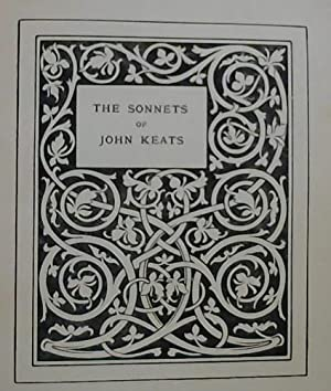 The Sonnets Of John Keats: Keats, John