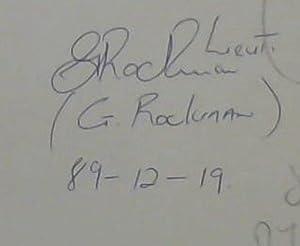 Rockman: One man's crusade against apartheid police: Rockman, Gregory ;Eugene,