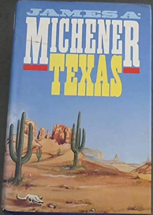 Texas: Michener, James