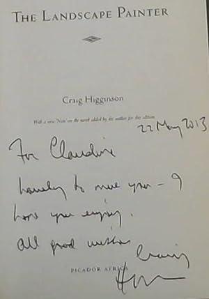 The Landscape Painter: Higginson, Craig