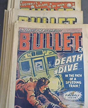 Bullet : No. 67 (May, 21st, 1977) ; No. 68 (May 28th, 1977) ; No 70 (June 11th, 1977) ; No 71. ( ...