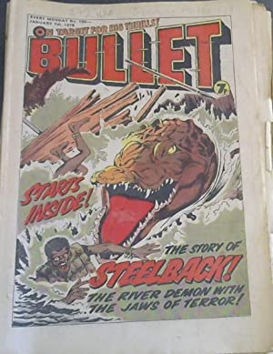 Bullet : Nos 100 (January 27th, 1978) - 137 (September 23rd, 1978)