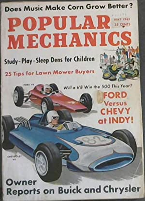 Popular Mechanics - May 1963