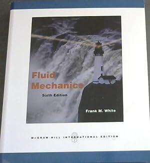 Fluid Mechanics: White, Frank M.