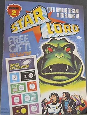 Star Lord - No 2 - 20 May 78