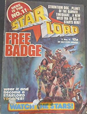 Star Lord - No 1 - 13 May 78