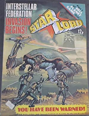 Star Lord - No 6 - 17 June 78