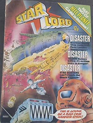 Star Lord - No 5 - 10 June 78