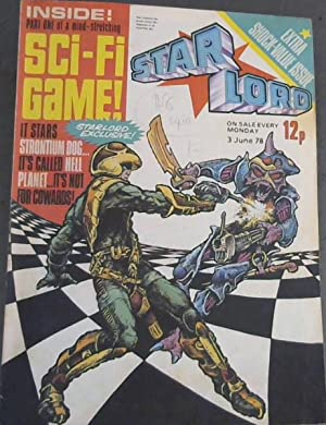 Star Lord - No 4 - 3 June 78