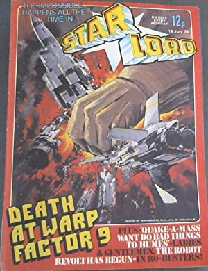 Star Lord - No 10 - 15 July 78