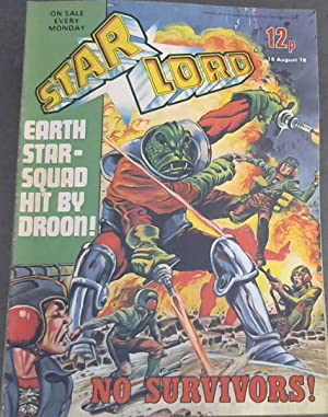 Star Lord - No 15 - 19 Aug 78