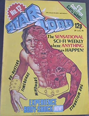 Star Lord - No 12 - 29 July 78