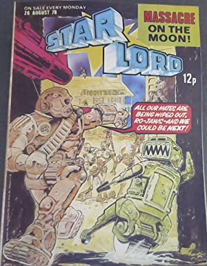 Star Lord - No 16 - 26 Aug 78