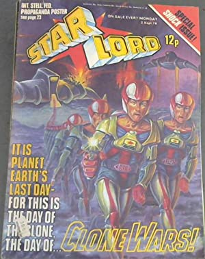 Star Lord - No 17 - 2 Sept 78
