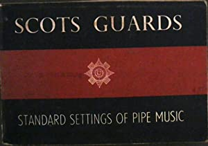 Scots Guards : Standard Setting of Pipe