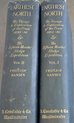 Farthest North : Being the Record of: Nansen, Fridtjof ;